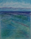 Sea In Motion, painting by Taruna